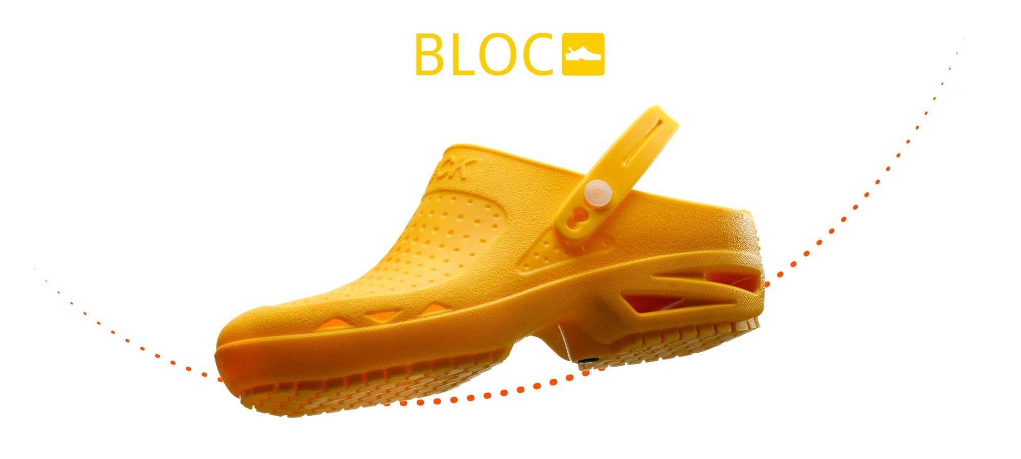 BLOC-tulajdonságok