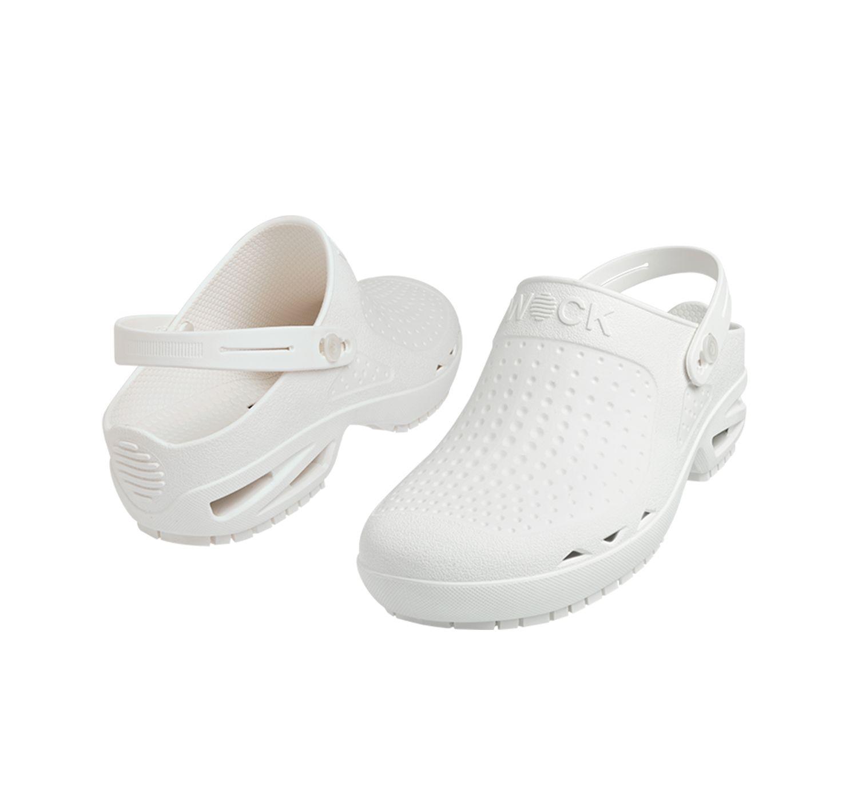 WOCK BLOC 05 fehér papucs 40 es